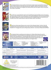 Toy Story 1-4 Boxset DVD 2019